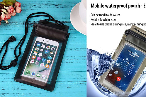 Mobile waterproof pouch | Can be used inside water-E-234