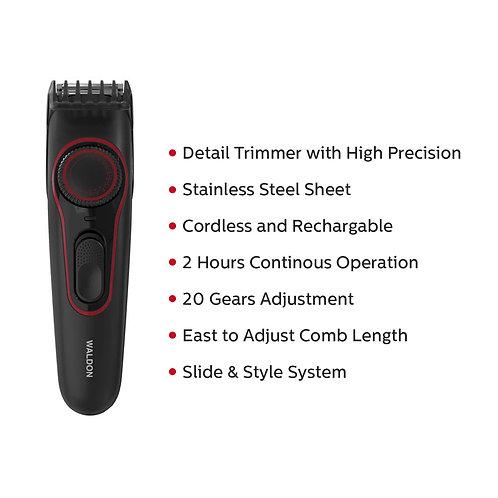 Dr Odin Waldon Hair Clipper- Beard Trimmer PR - 2308