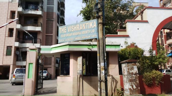 Vishrantika apartment