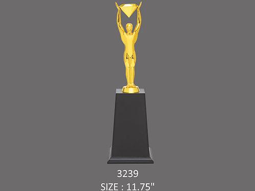 Metal Trophy MT-3239