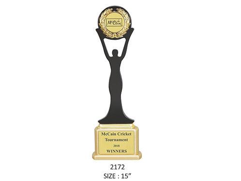 Wooden Trophy WD-2172