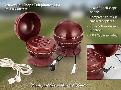 Telephone (Cricket Ball Shape) E-04