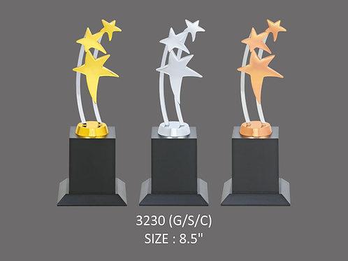 Metal Trophy MT-3230