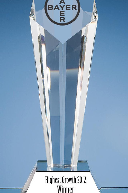 Crystal Trophy CI-40