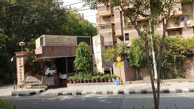 Astha kunj apartment