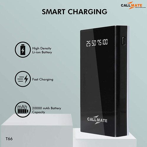 Call Mate Fast Charge Power Bank 20000 mAh CI-CM-08