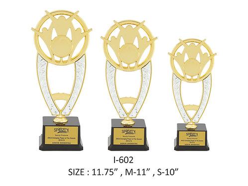 Metal Trophy I-602