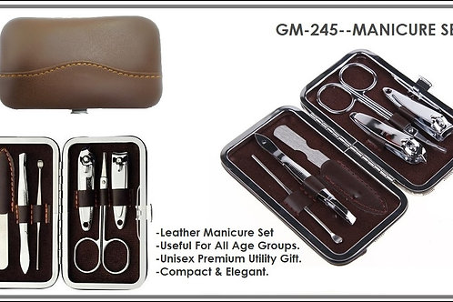 MANICURE SET GM-245