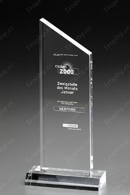 Crystal Trophy CI-39