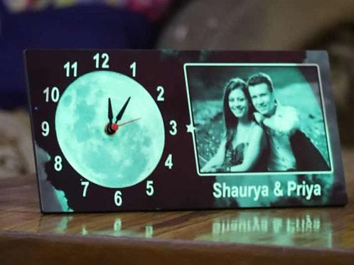 Personalized  Radium Clock CI-82