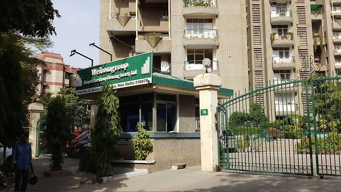 Welcome apartment dwarka