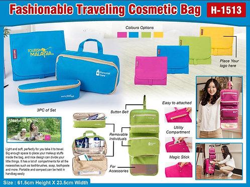 Fashionable Traveling Cosmetic Bag CI-H-1513
