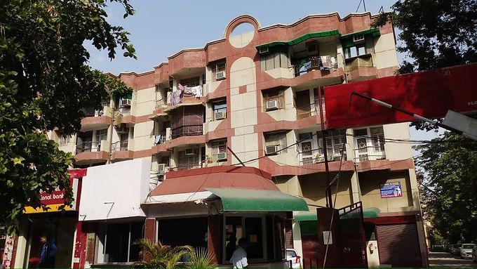 Balaji apartments sector 3 dwarka