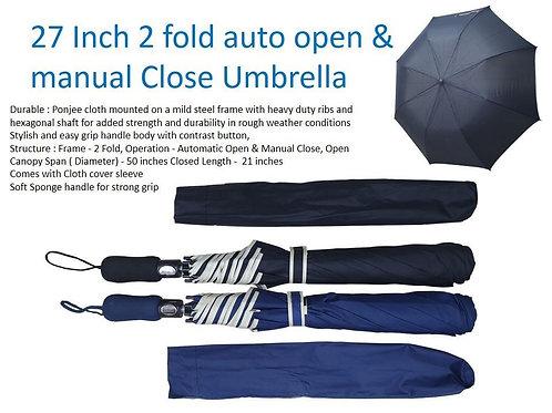 Auto Open 2 fold Umbrella DC-20