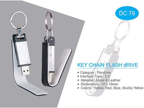 Key Chain Flash Drive DC-79