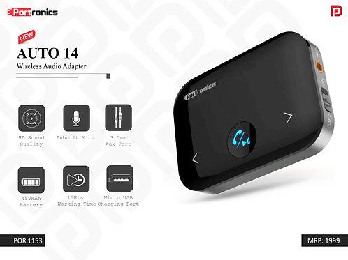AUTO 14 Wireless Audio Adapter POR-1153