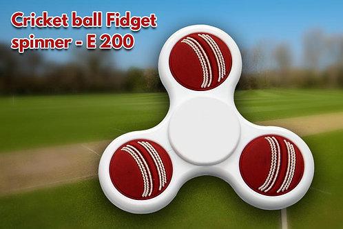 Cricket ball Fidget spinner E-200