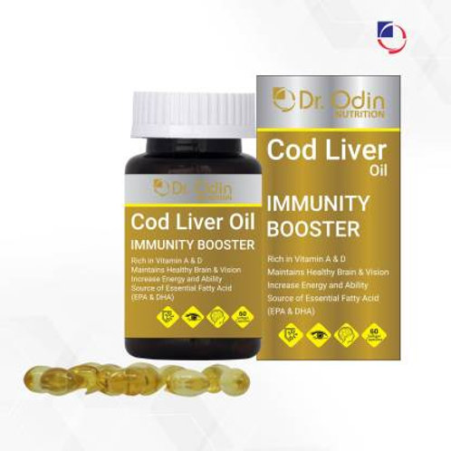 Dr Odin Cod Liver Oil CI-69