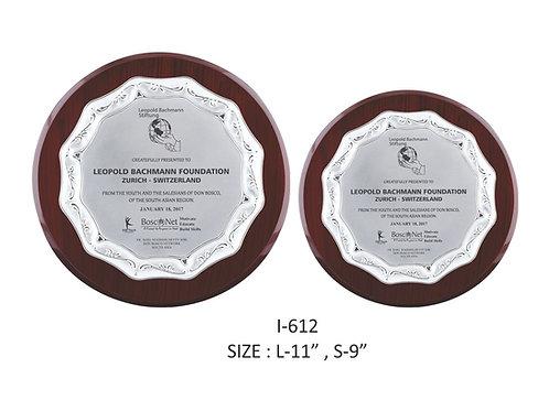 Wooden Trophy I-612