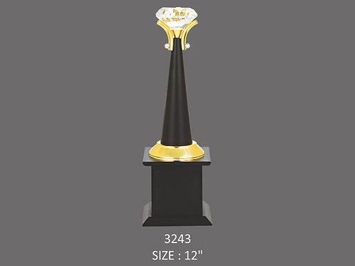 Metal Trophy MT-3243