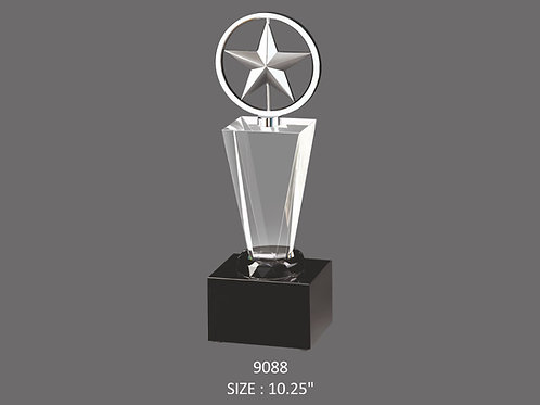 CRYSTAL TROPHY CT-9088