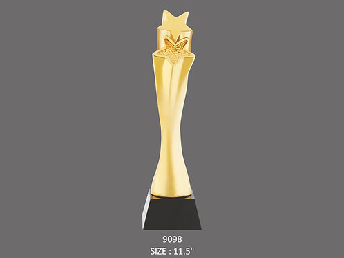 CRYSTAL TROPHY CT-9098