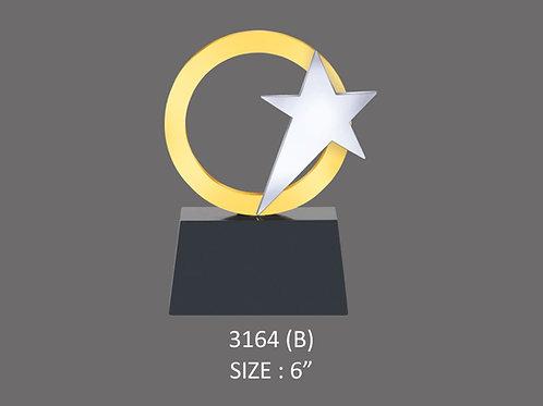 Metal Trophy MT-3164 B