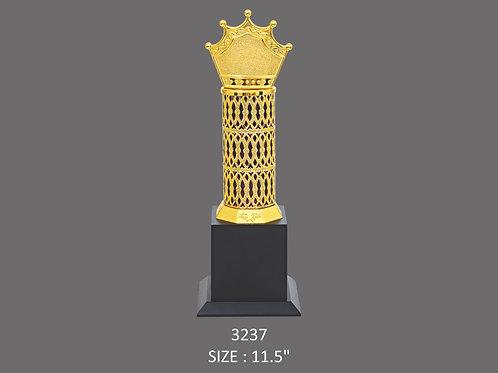 Metal Trophy MT-3237