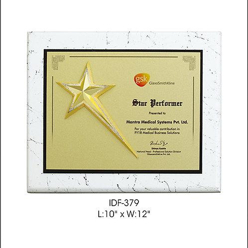 Premium Trophy IDF-379