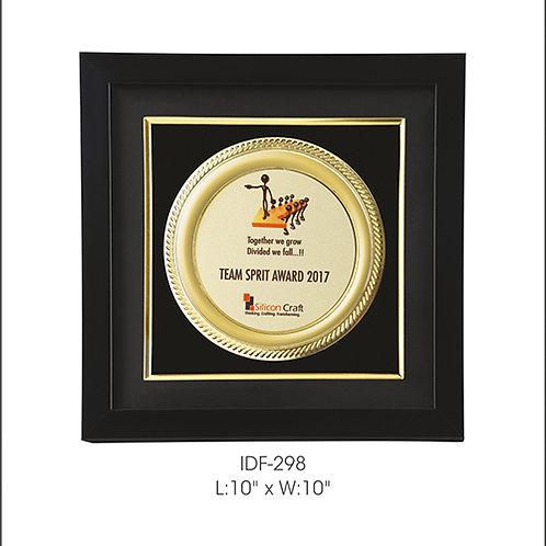 Wooden Trophy IDF -298