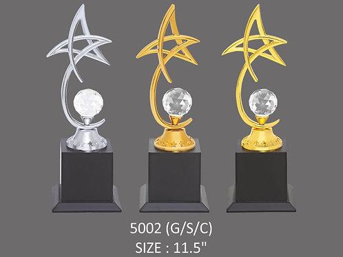 Metal Trophy MT-5002