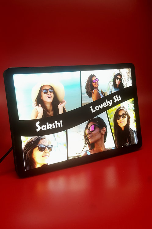Personalised Small HD LED Stand Photo Frame CI- 90