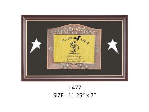 Wooden Trophy I-477