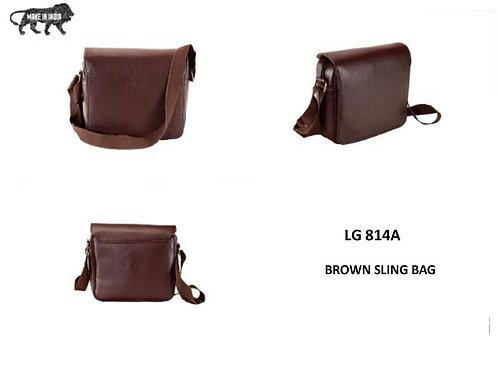 Brown Sling Bag CI-LG-814A