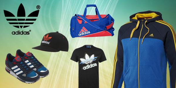 Adidas merchandise