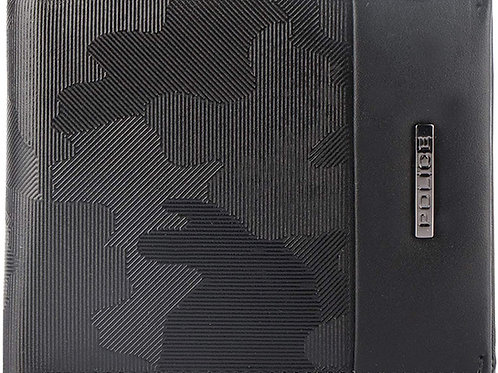 Police Berryblack Men's Leather Wallets CI-P-04