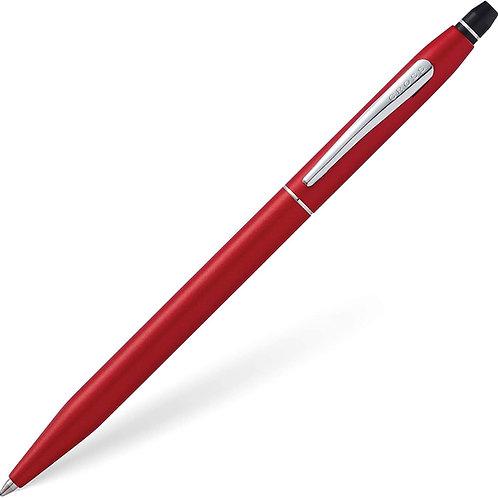 Cross Click Crimson Lacquer Ballpoint Pen CI-CR-48