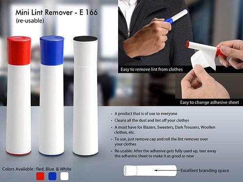 Mini Lint remover (re-usable) E-166