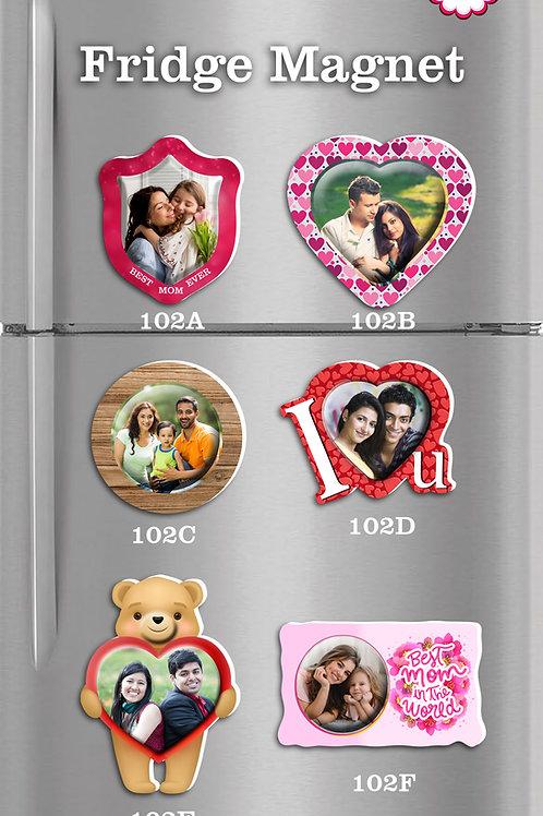 Personalised Fridge Magnet Photo CI- 115