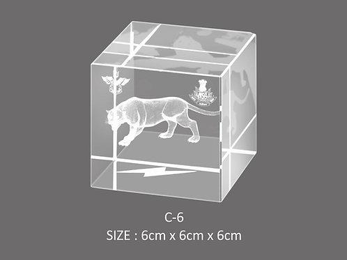 CRYSTAL Cube C-06
