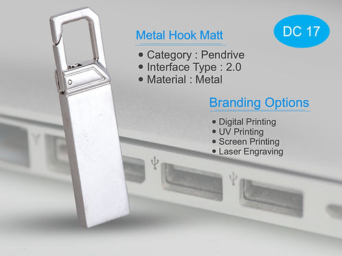 Metal Hook Matt DC-17