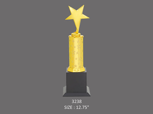 Metal Trophy MT-3238