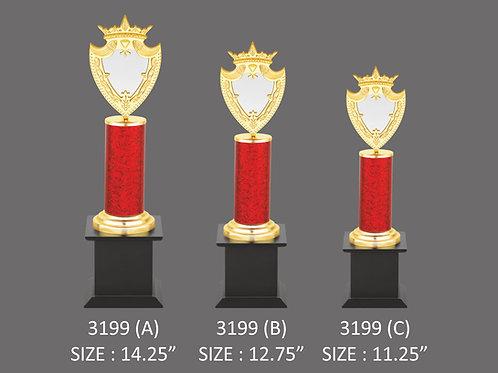 Metal Trophy MT-3199