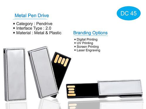 Metal Pen Drive DC-45