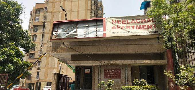 Neelachal apartment