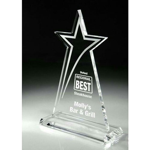 Acrylic Trophy AT-30
