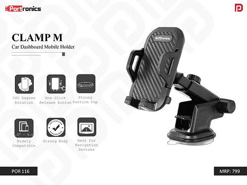 CLAMP M Car Dashboard Mobile Holder POR-116