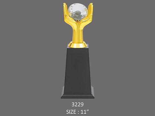 Metal Trophy MT-3229