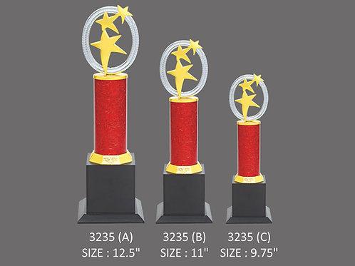 Metal Trophy MT-3235