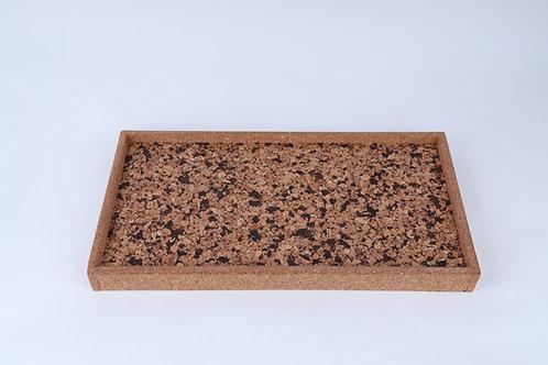 CorkRectangle Cork Tray